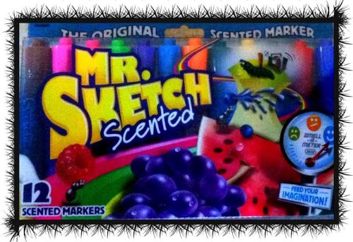 Mr. Sketch Markers