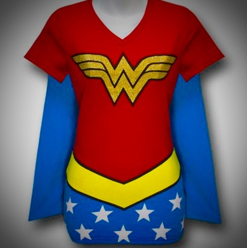 If my pjs had a cape, I could fly away from awkward situations.