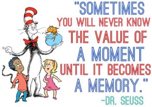 dr seuss memory