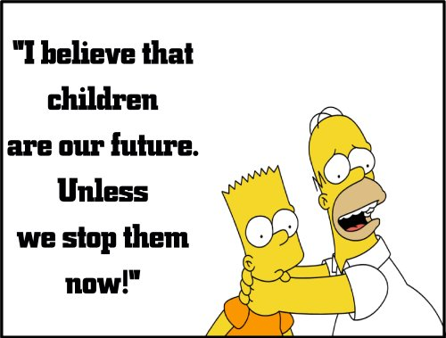homer children future