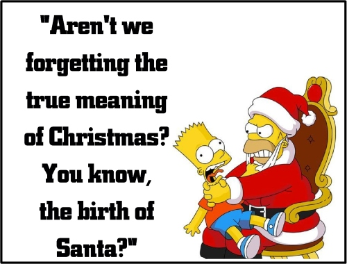 bart simpson true meaning of ch
