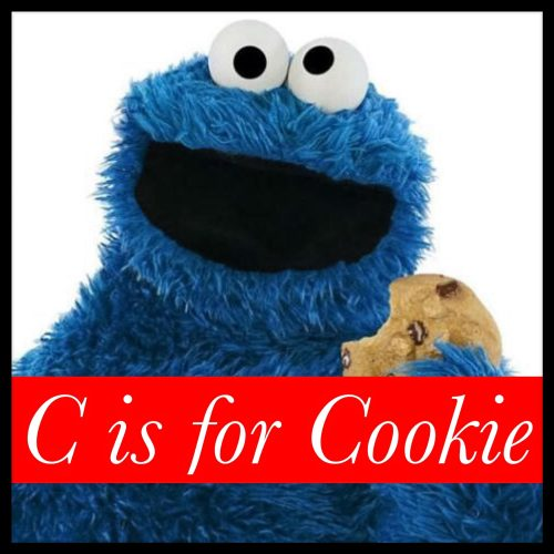 Me want cookie! Om nom nom nom.