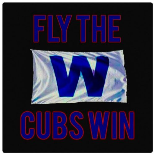 Congratulations, Chicago Cubs! 108 years of crappy luck is finally over!